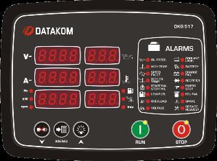 Datakom DKG 517