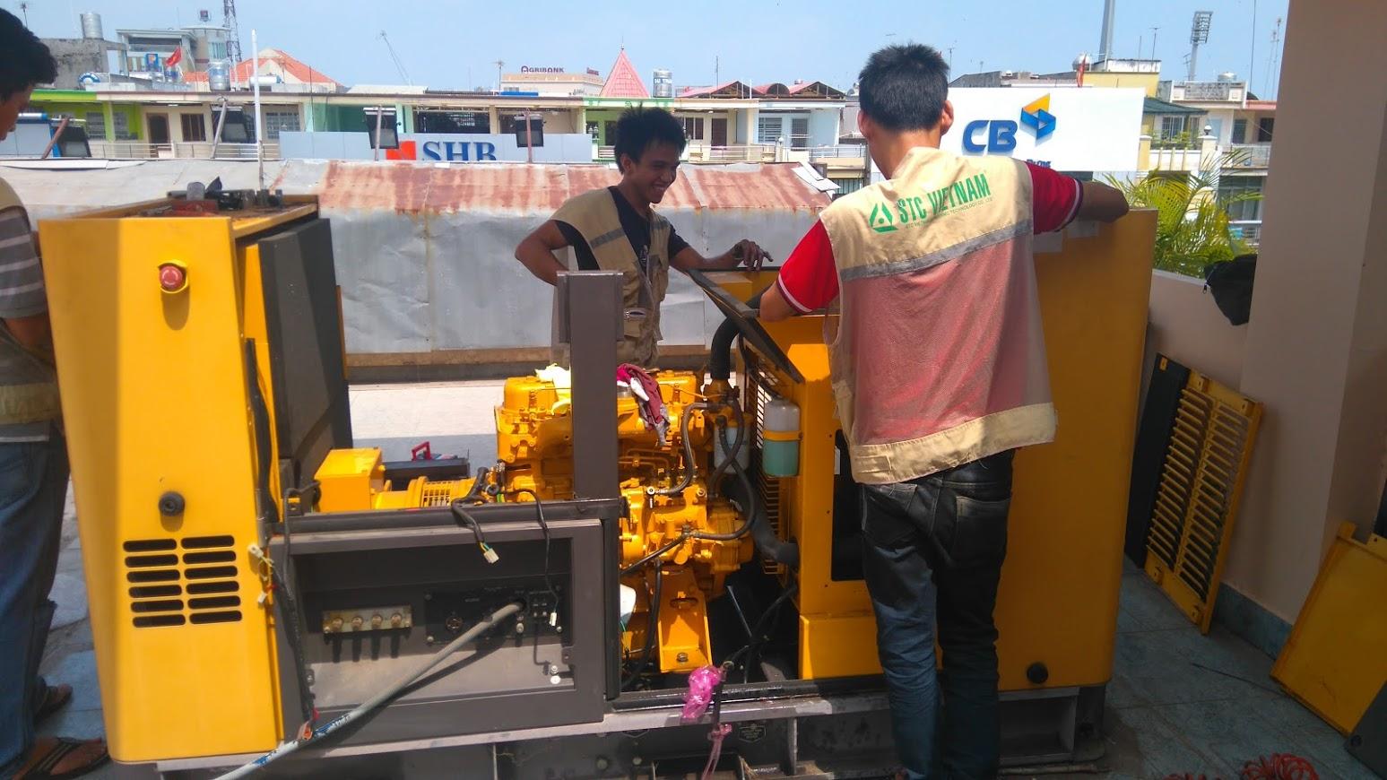 Sửa chửa máy phát điện Quận 3, TP Hồ Chí Minh