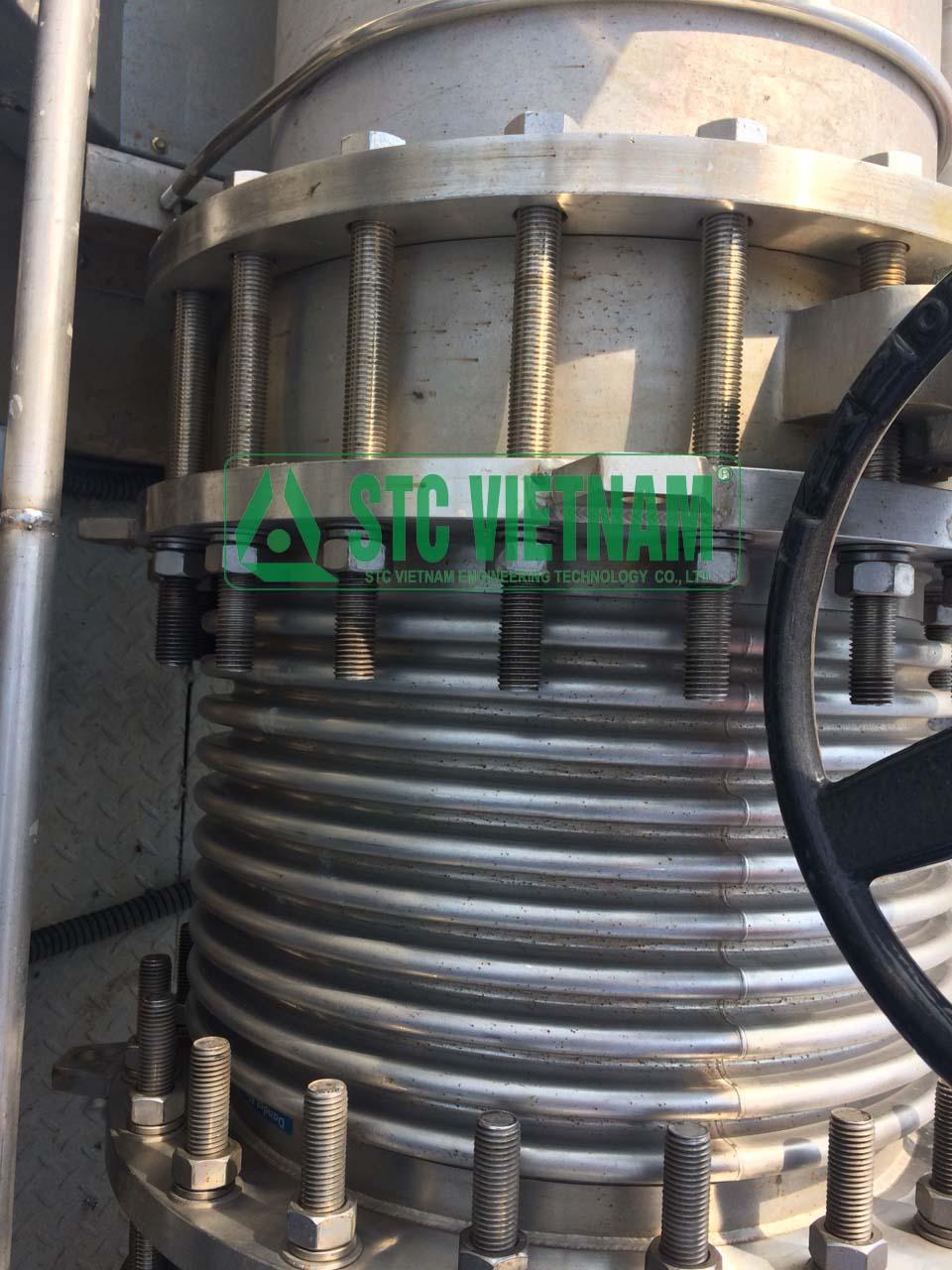 Giảm chấn đường ống D500