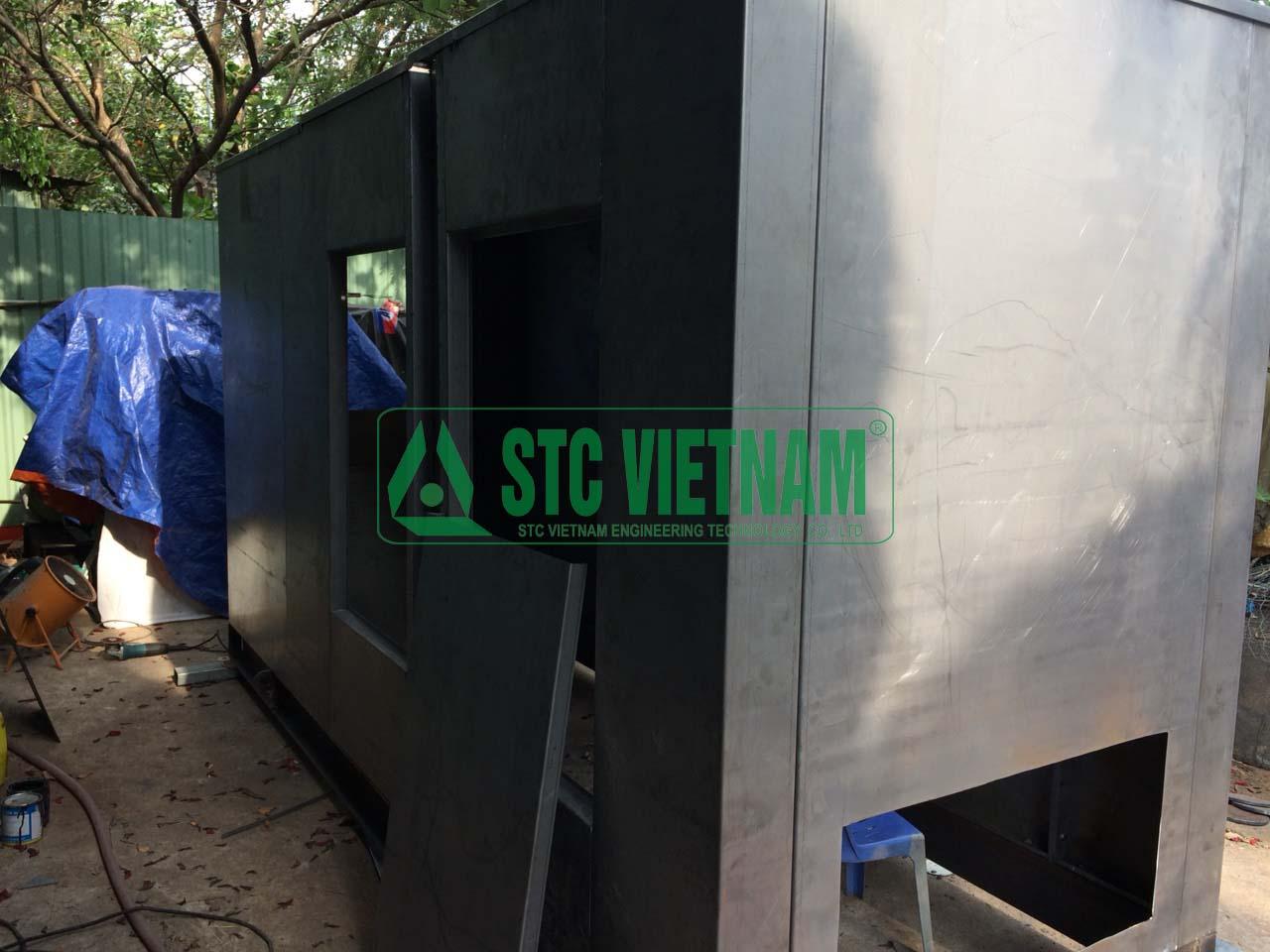Gia công vỏ cách âm giá cực rẻ tại Quận Bình Tân