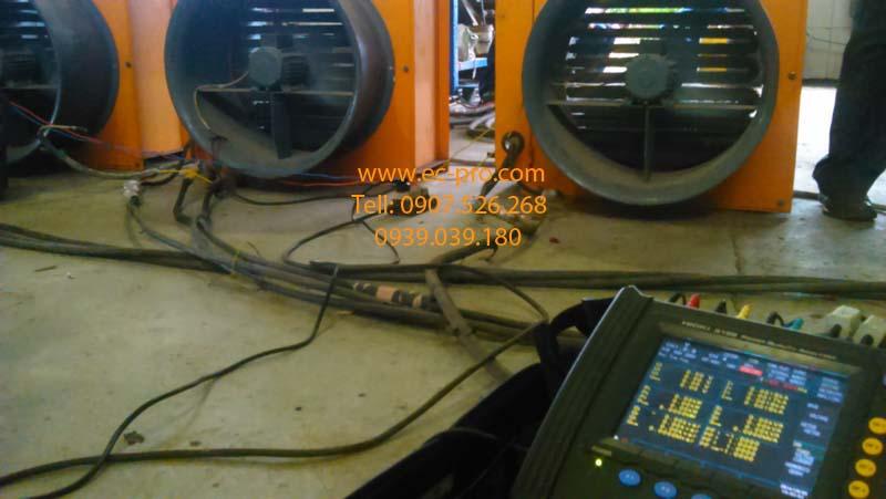 Cho thuê tải giả máy phát điện 250 Kva