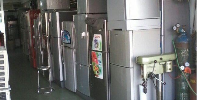 Thu mua tủ lạnh, tủ đông, máy lạnh cũ tại TP Hồ Chí Minh