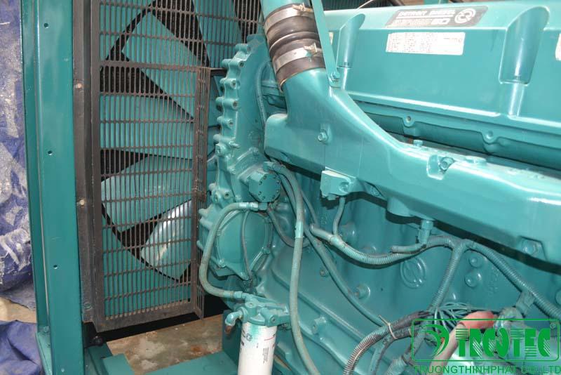 Detroit Diesel Serial 60 (400 Kva)