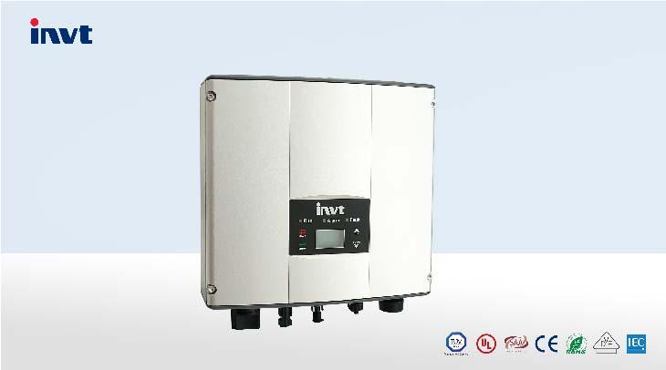 Bộ inverter hòa lưới iMars BG 3 pha 380 V, 7-10 Kw