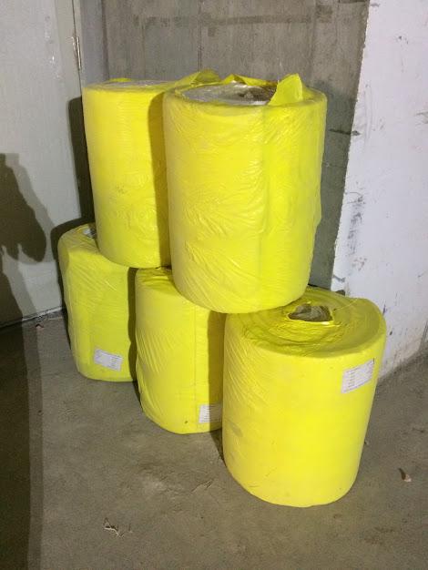 Rockwool shenzhen cuộn 120 kg/m3