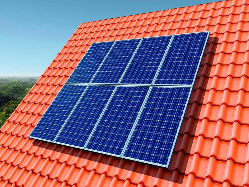 Điện mặt trời hộ gia đình 1.5 KW