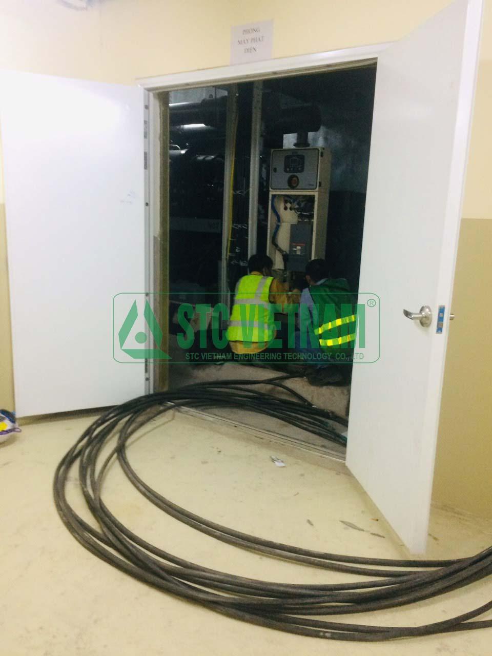 Cho thuê tải giả máy phát điện 200 Kva – 2500 Kva