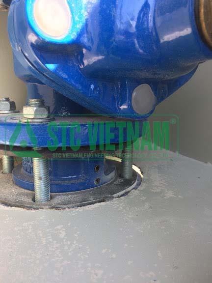 Tủ họng cấp dầu 300x400x500