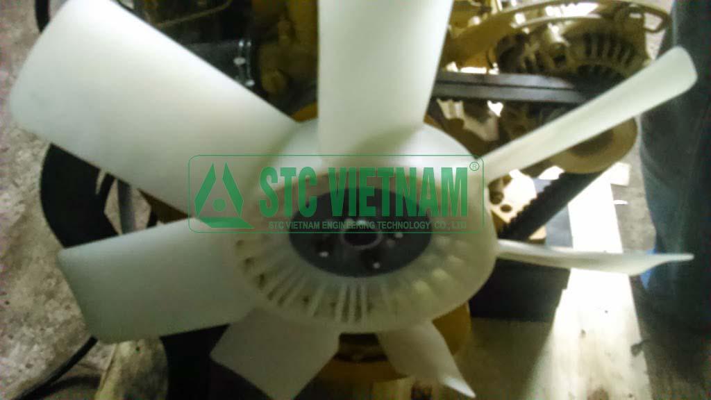 tiểu tu, trung tu, đại tu máy phát điện từ 100-2500 Kva