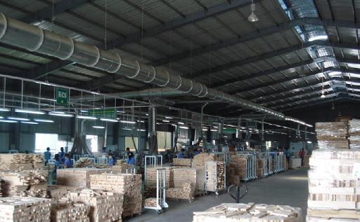 Hệ thống hút bụi gỗ
