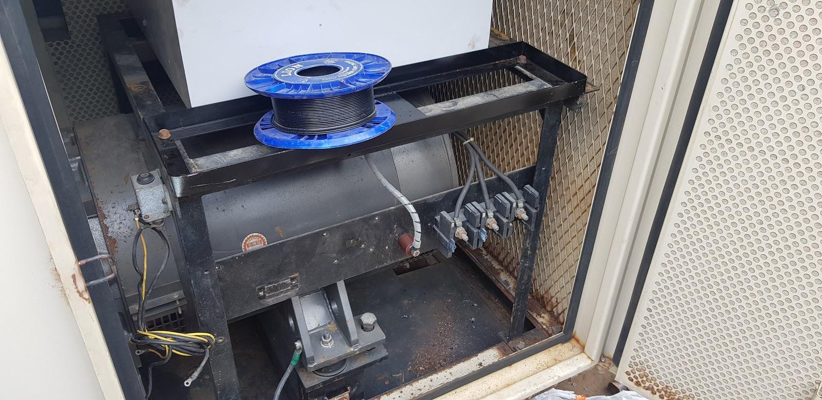 Máy phát điện cũ 125 Kva