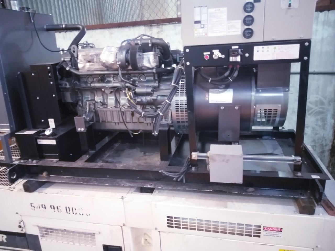 Máy phát điện cũ 1250 Kva