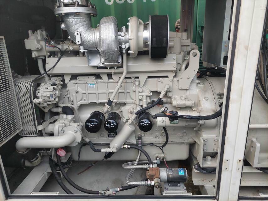 Máy phát điện MQ Genset 400 Kva