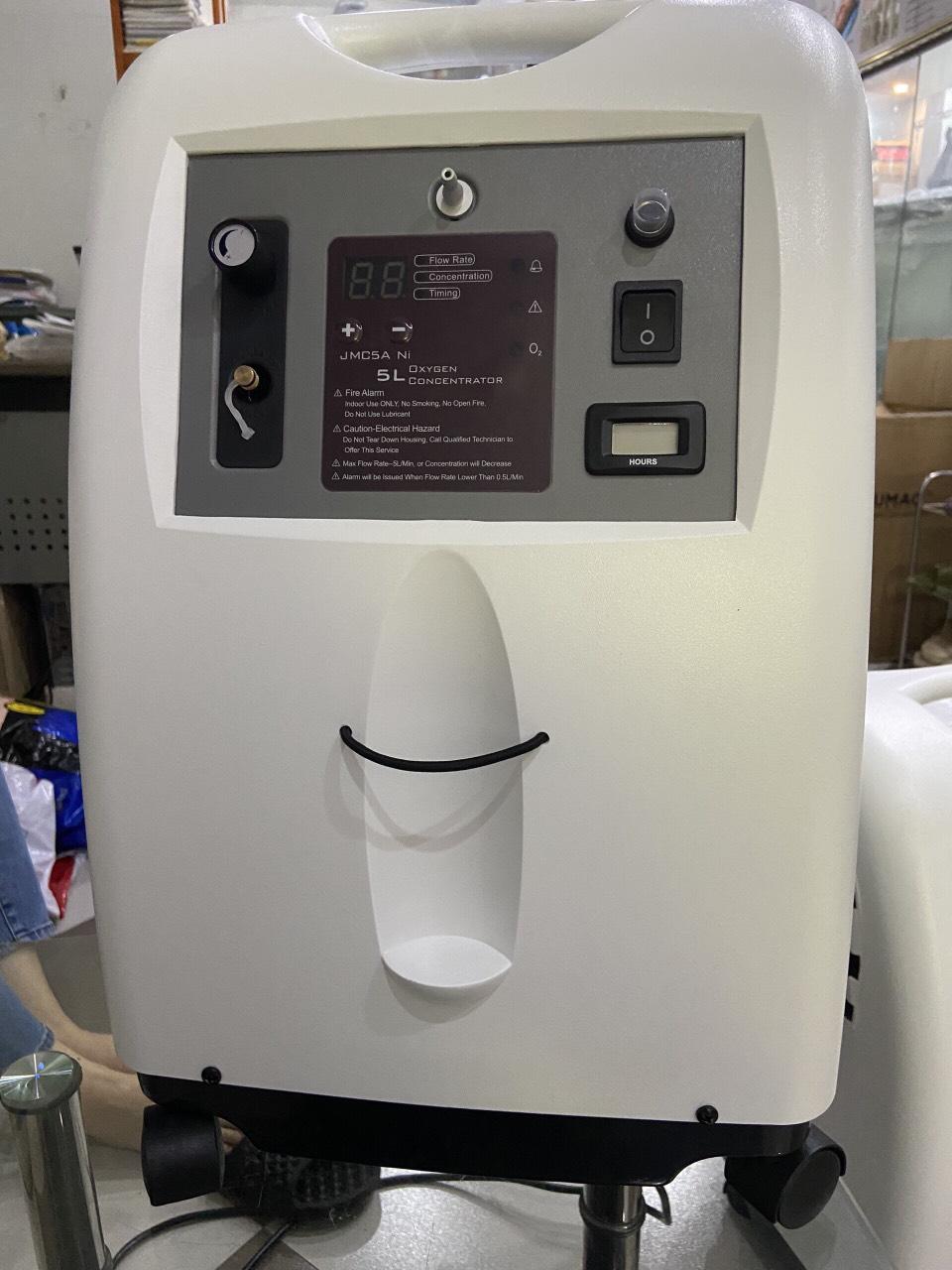 Máy tạo Oxy 5 Lit